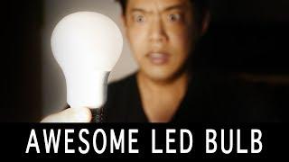 Cheap Decent CRI LED Light Bulbs For Filmmaking | 100 Watt Equiv | Daylight 5000k