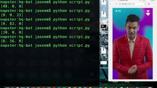 Loco Trivia Bot - Hacking Loco trivia game using AI | Demonstration