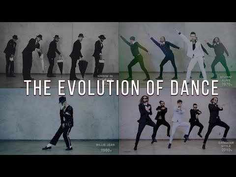 Evolution of Dance: 1950s to Modern Age