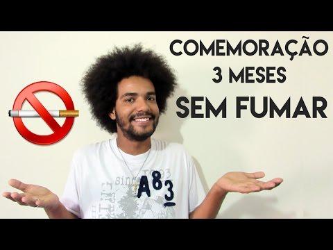 COMEMORAÇÃO 3 MESES SEM FUMAR