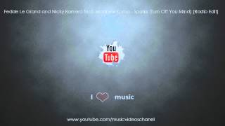 Fedde Le Grand and Nicky Romero feat. Matthew Koma - Sparks (Turn Off You Mind) (Radio Edit)