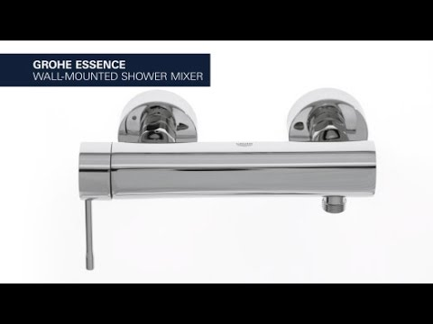 Grohe Essence New douchekraan warm sunset geborsteld