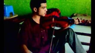 Tujhe Milke Laga He .... Razz 2 (Violin Hindi Song)