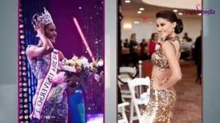 Patricia Murillo from El Salvador  - Miss Universe 2014 Top 20 Favourites