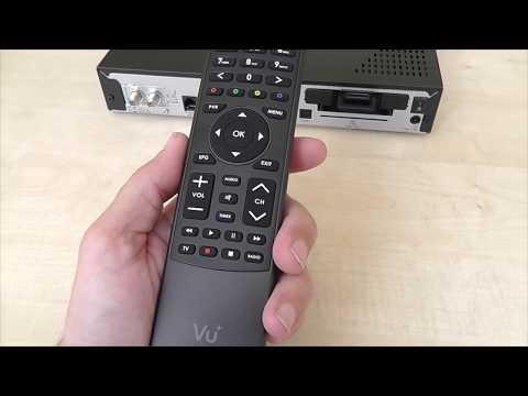 VU+ Uno 4K SE UHD Test