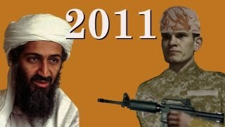 2011 Downfall Reenactments: Death of Osama Bin Laden