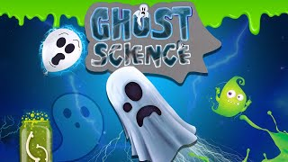 "Create A Spook Using A ""Ghost Science\"" Kit From Amazon"