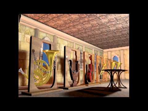 לרגל תקופת בין המיצרים - מצגת בית המקדש בתפארתו