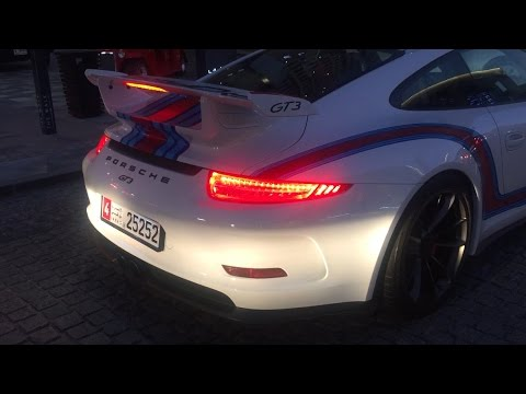 Amazing Super Cars At JBR Walk Dubai