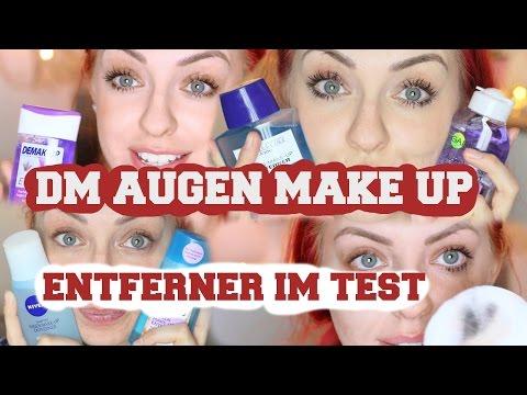 DM AUGENMAKE-UP ENTFERNER IM TEST | Mermaid_xo_