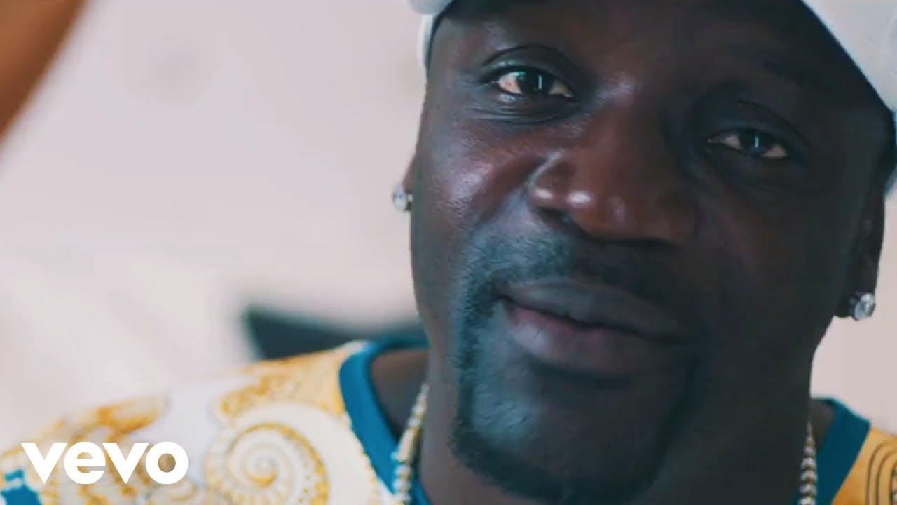 Akon — Can't Say No