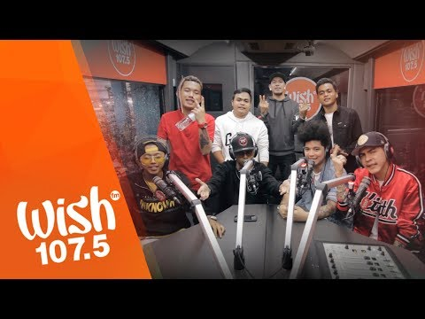 "Ex Battalion Performs ""Hayaan Mo Sila"" LIVE On Wish 107.5 Bus"