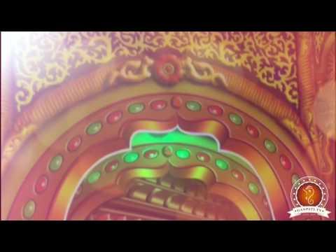 Sangameshwar Bairi Home Ganpati Decoration Video