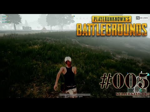 Unkoordiniert im weißen Meer ★ #5 ★ We Play Playerunknown's Battlegrounds [HD|60FPS]