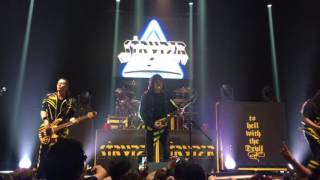 Stryper - Soldiers Under Command in Houston Texas on the THWTD 30th Anniversary Tour 2016
