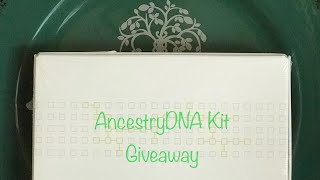 Father Unknown: AncestryDNA update & ANCESTRY DNA KIT GIVEAWAY 💚