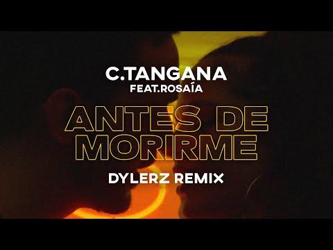 Antes de Morirme (Remix) - C. Tangana feat. Rosalía (Video)