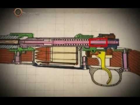 Оружие. Винтовка Mauser Gewehr 98 (Маузер 98)
