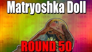 BO3 MATRYOSHKA DOLL ON ROUND 50 - BLACK OPS 3 ASCENSION ZOMBIES