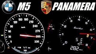 2018 Porsche Panamera Turbo - 0-265 km/h LAUNCH CONTROL (60FPS ...