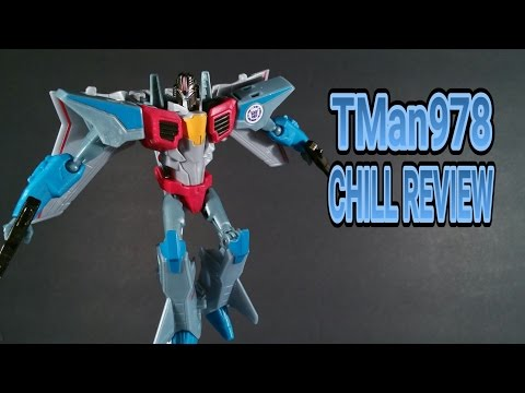 Toys R Us Transformers RiD Starscream Clash of the Transformers CHILL REVIEW