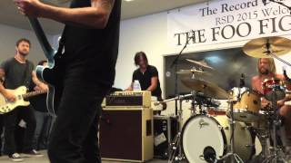 Foo Fighters Live - Record Store Day 2015