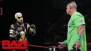 Goldust wants to shatter John Cena's dreams: Raw, March 5, 2018