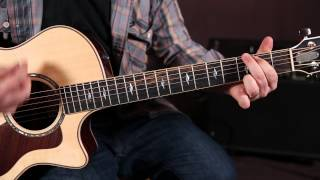 """Red Red Wine"" Chords And Strumming UB40, Neil Diamond, Easy Acoustic Lesson"