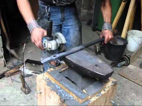 Schmiedeanleitung Schlosserhammer