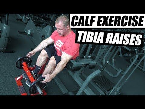 Exercise Index - Tibia Raises