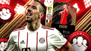 FIFA 18: IF RIBÉRY SQUAD BUILDER BATTLE 🔥🔥🔥
