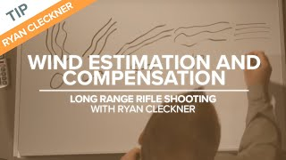 Wind Estimation and Compensation | Long-Range Rifle Shooting with Ryan Cleckner