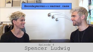 Spencer Ludwig Interview    #mondaymoves With Warner Case    EP 4