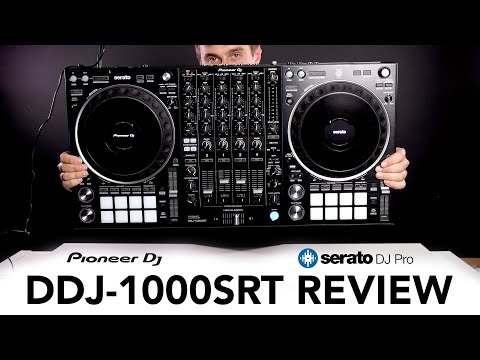 Pioneer DDJ-1000SRT Review & Demo – The best Serato DJ Pro controller?