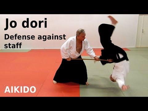 Aikido Jo Dori Stenudd