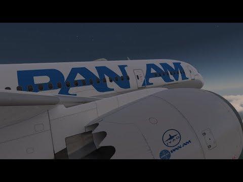 IVAO / P3Dv4 | PAA487 | FSLabs A320X | KMCI ✈ KJFK |