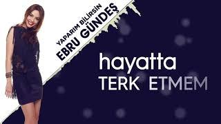 Ebru Gündeş - 05 Yaparım Bilirsin (13,5 Albüm Lyric Video)