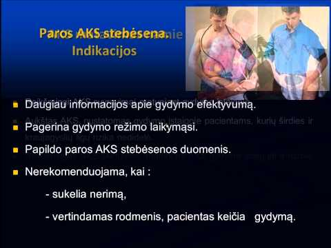 Hipertenzija nesumažina slėgio