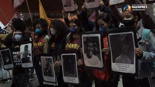 Mii de persoane au manifestat în Brazilia împotriva rasismului şi violenţelor poliţiei