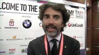 Youtube: Intervista ad Andrea Cortese, World Communication Forum 2013