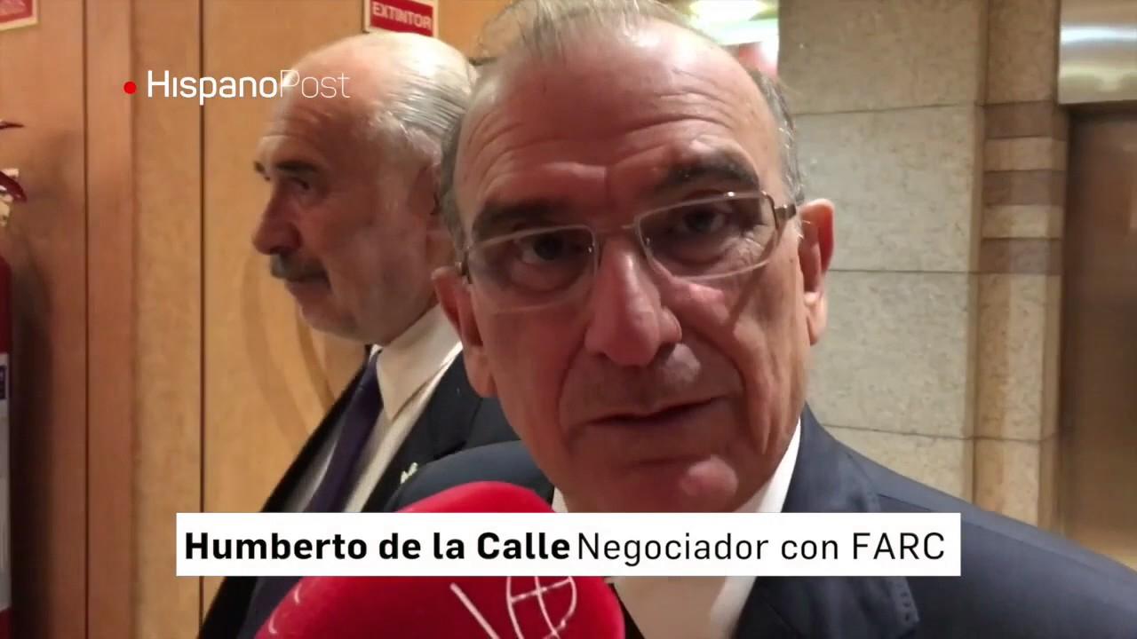 """Negociador de las Farc afirma que Colombia """"está viviendo un milagro"""""""