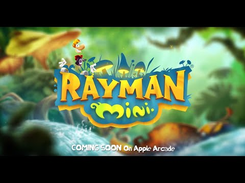Rayman Mini : Announcement Trailer