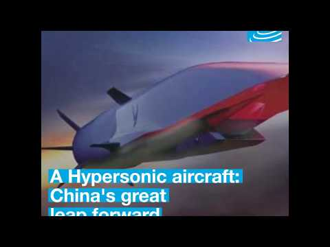 A hypersonic aircraft: China's great leap forward