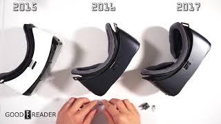 Samsung VR 2015 to 2017 Comparison