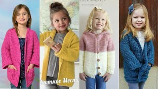 Gorgeous And Beautiful Hand Kintting And Crochet Baby Sweaters Designs