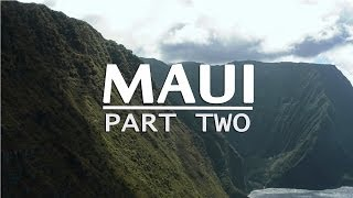 preview picture of video 'Travel Guide to Maui, Hawaii (Part 2)'