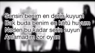 Çağatay Akman - Sensin Benim En Derin Kuyum Lyrics