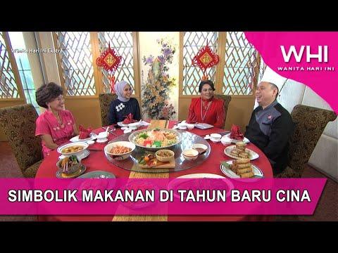 Simbolik Makanan Di Tahun Baru Cina | WHI (25 Jan 2020)