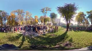 Мемориал погибшим воинам АТО в пос.Коцюбинское (Коцюбинське)