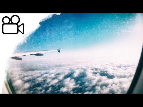 VLOG #2 - Do Německa letadlem, které málem spadlo!